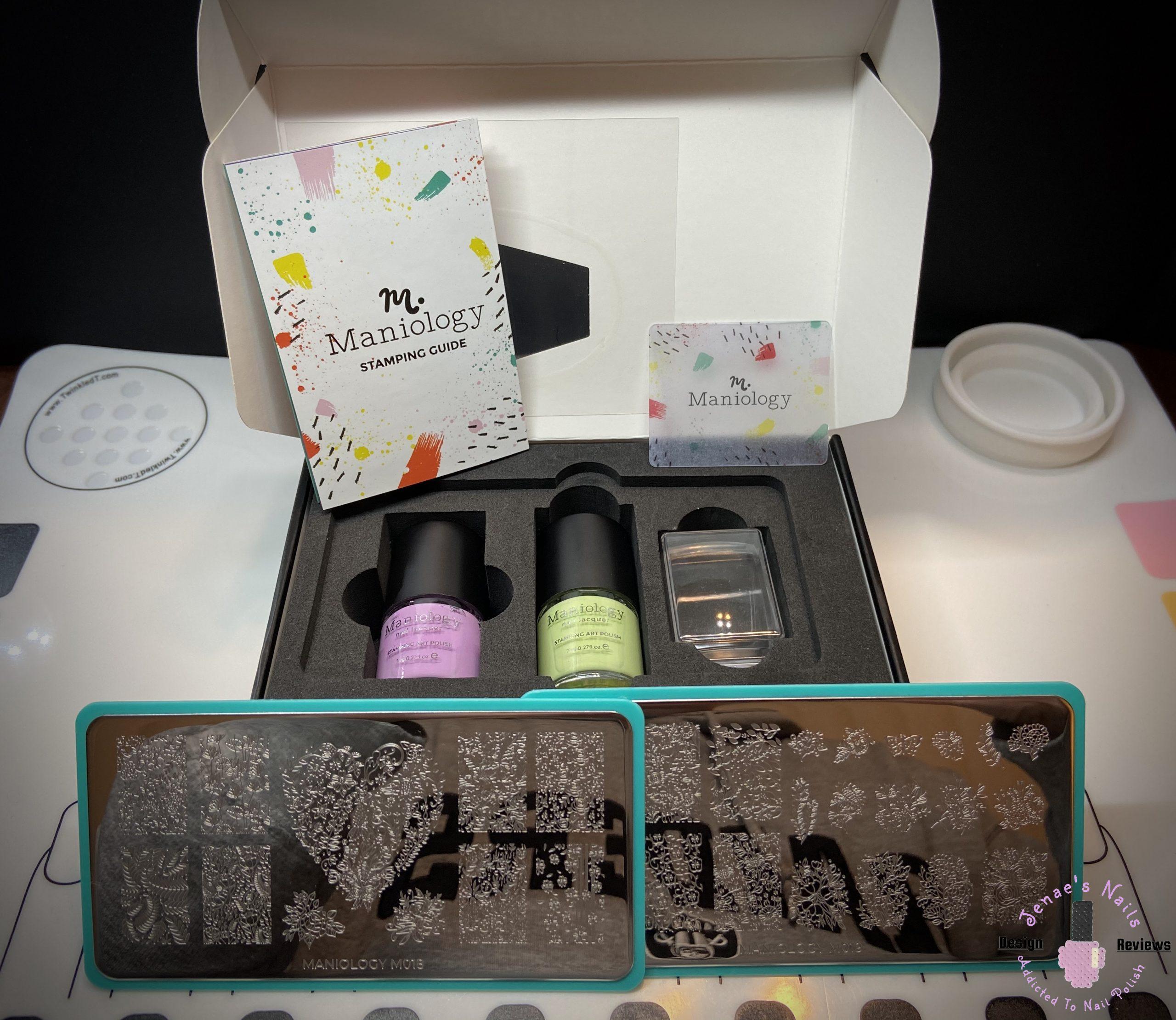 Maniology Starter Kit Stamper Review