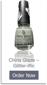 China Glaze - Glitter-iffic