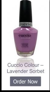 Cuccio Lavender Sorbet