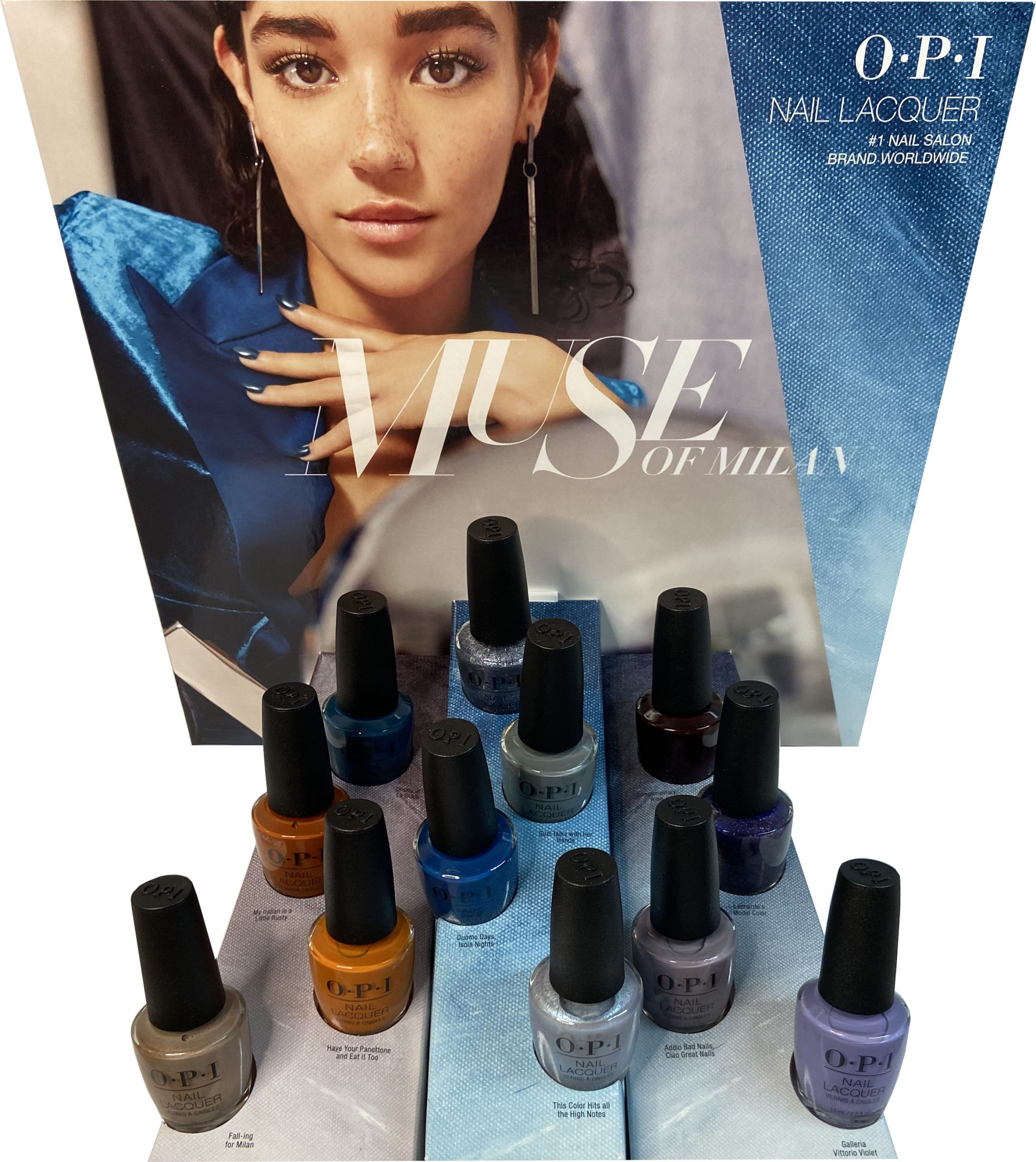 OPI Muse of Milan Review