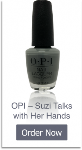 OPI - Suzi Talks with Her Hands