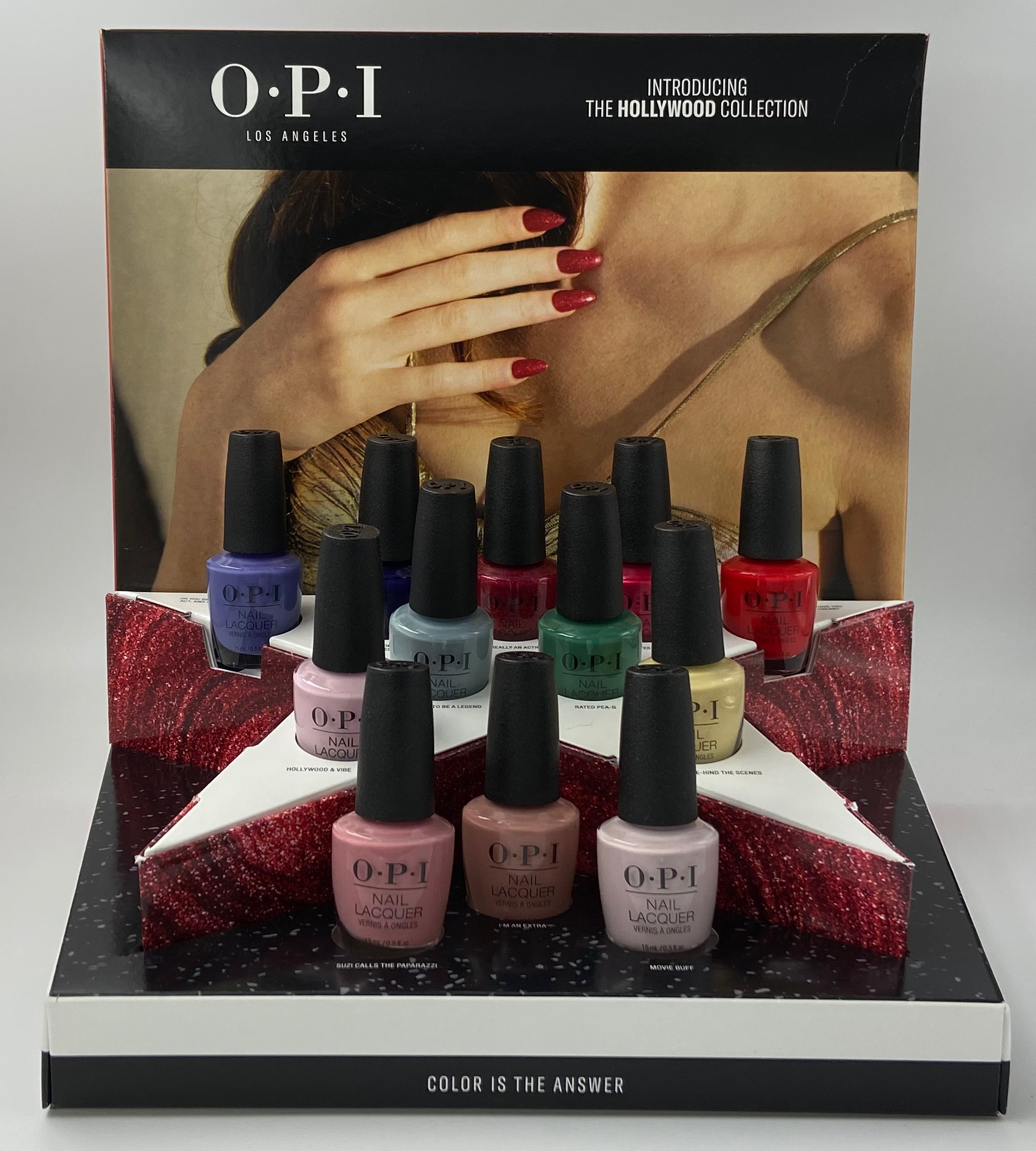 OPI-Hollywood Collection Spring 2021