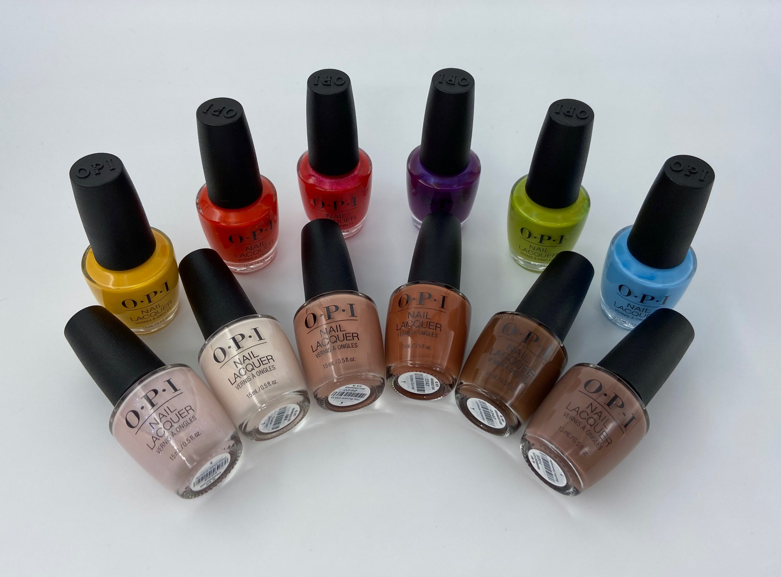 OPI Malibu Collection Summer 2021 Review